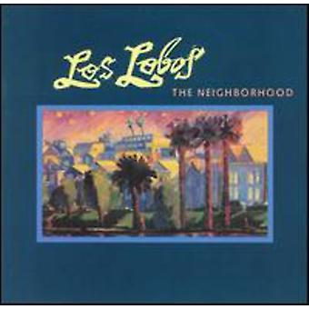 Los Lobos - nabolaget [DVD] USA importere
