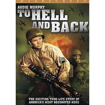 Audie Murphy - To Hell & Back [DVD] USA import