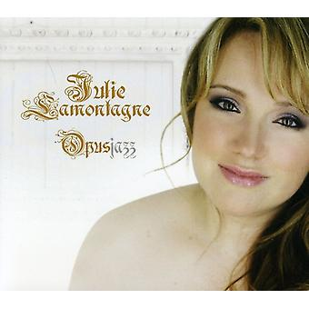 Julie Lamontagne - Opus Jazz [CD] USA import