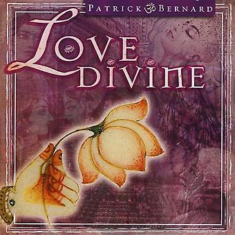 Patrick Bernard - importación de Estados Unidos amor divino [CD]