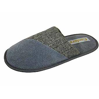 Mens COOLERS Dimpled Mule SLIPPER G012