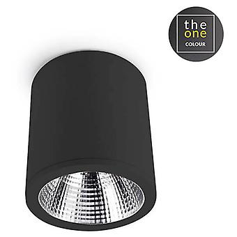 Leds C4 Plafón Exit 1xLed Cree 25,9W Negro (Home , Lighting , Hanging lamps)