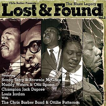 Blues Legacy: Tabt & fandt serien - Vol. 2-Blues Legacy: mistet & fandt serien [CD] USA import