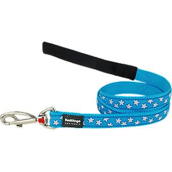 Red Dingo Estrella Blanca Correa Style And Turquoise (Dogs , Walking Accessories , Leads)