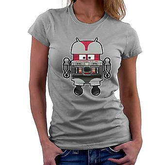 V.I.N.CENT L.F 396 Droid The Black Hole Android Women's T-Shirt