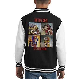 Muttley Crew Kid's Varsity Jacket