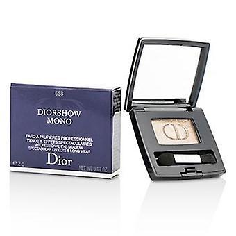 Long & Christian Dior Diorshow Mono effets spectaculaires professionnels portent ombre à paupières - # 658 Cosmopolite - 2g/0,07 oz