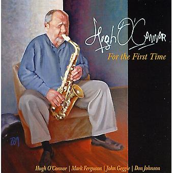 Hugh O'Conner - For den første gang [CD] USA import