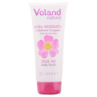 Voland Nature Voland Luxan Nature Rosehip Body Scrub 200Ml
