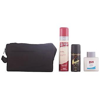 La Toja Dry Skin Sensitive vanity case or Lot 4 Pieces (Perfumes , Perfumes)