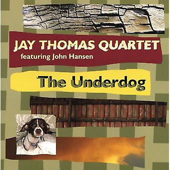 Jay Thomas Quartet - Underdog [CD] USA import