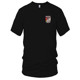 US Army - 1st Squadron 17th Air Cavalry Aviation Attack Regiment-BOOTLEG Kids T Shirt