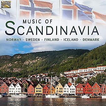 Olika Artist - musik av Skandinavien [CD] USA import