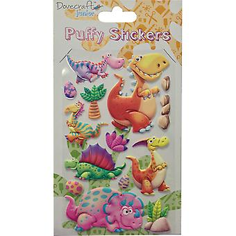 Dovecraft Junior Dinosaur Stickers- DCST061