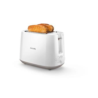 Philips Daily HD2581 Broodrooster Wit