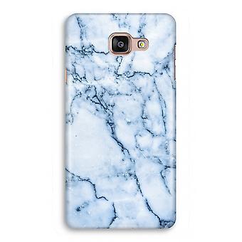 Samsung Galaxy A5 2017 Full Print Case - Blue marble