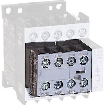 Auxiliary switch module 1 pc(s) BFC0-20 WEG