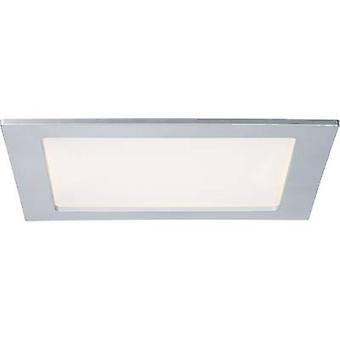 LED bathroom recessed light 18 W Warm white Paulmann