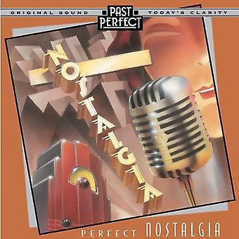 Perfekt nostalgi: Bästa musik av 1920-talet 30-talet & 40s [Audio CD]