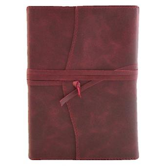Coles Pen Company Amalfi Medium Refillable Diaries - Burgundy