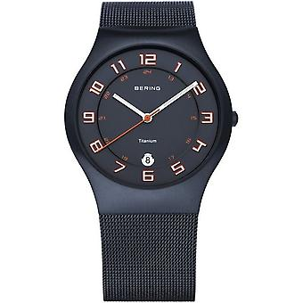 Bering watches unisex classic collection 11937-393