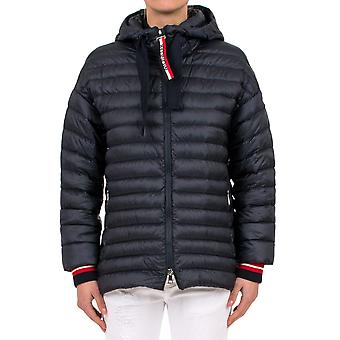 MONCLER women's 463329953048778 Blue Nylon Quilted Jacket