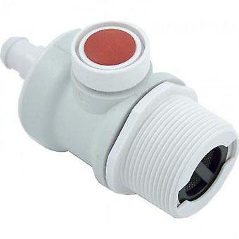 Pentair EW22 Complete Wall Fitting for Automatic Pool or Spa Cleaner