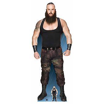 Braun Strowman WWE Lifesize Cardboard Cutout / Standup / Standee