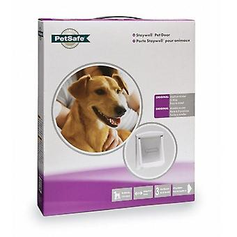 Staywell originale Pet porta medio bianco 740 gatto e cane Flap