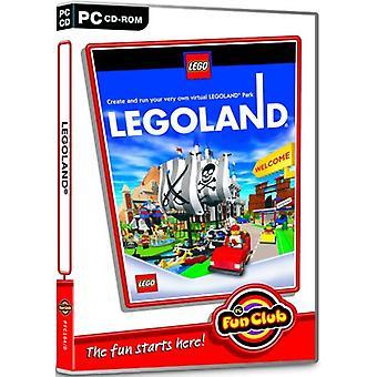 Legoland (PC CD)-fabriks forseglet