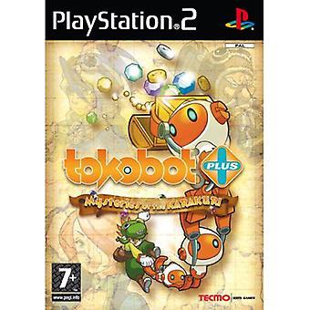Tokobot Plus (PS2)