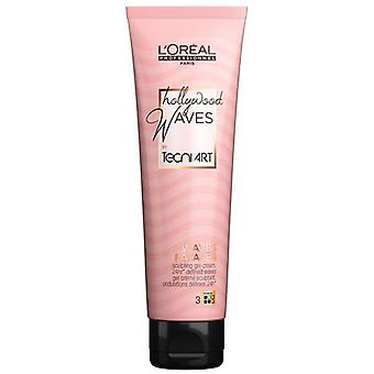 L'Oreal Professional Hollywood Waves Gel Waves Fats Definitor 150 ml