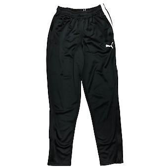 Pantaloni sportivi puma spirito formazione (nero) - bambini