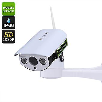 Full HD PTZ IP Camera - 1/2.8 Inch CMOS, 1080P Recordings, Motion Detection, Mobile Support, 50M Night Vision, IP66, ONVIF