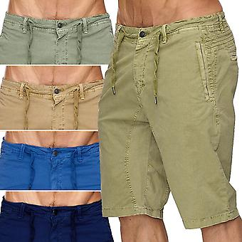 Men's Chino Shorts Summer Bermuda short trousers sporty designer leisure time new