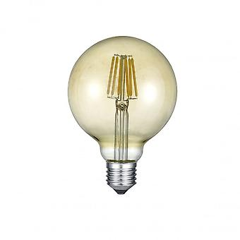 Trio Beleuchtung Globe moderne Aluminium Farbe Metall Lichtquelle