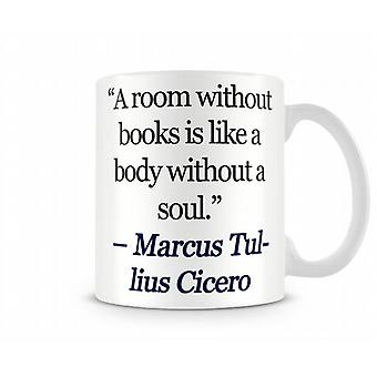 Quote 4 Printed Mug