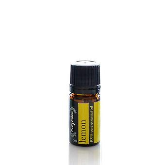 Lemon essential oil,100% pure and natural, for aromatherapy 5ml.