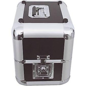 Hard case Plattencase Aluminuim (L x W x H) 380 x 300 x 365 mm