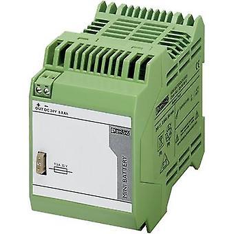 Montage sur rail UPS (DIN) Phoenix Contact MINI-BAT/24DC/0.8AH