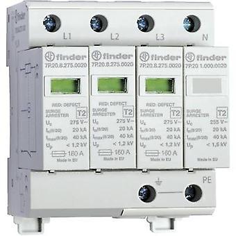Finder 7P.24.8.275.1020 7P.24.8.275.1020 Überspannungsschutz Ableiter Überspannungsschutz Prtection für: Schaltanlagen 20 kA