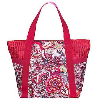 DESIGUAL BOLS L SHOPPING BAG P shopper sports bag 71X5SA1/3192