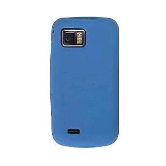 Samsung SCH-I920 Silicone Gel Aqua
