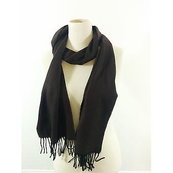 Genuine Fraas Fashion Scarf Brown Black Winter Warm Men Ladies No Label UK