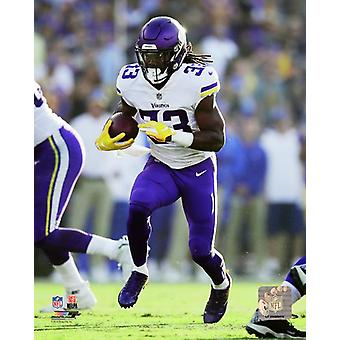 Dalvin Cook 2018 Action Photo Print