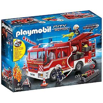 Playmobil 9464 Brandweerpompw.