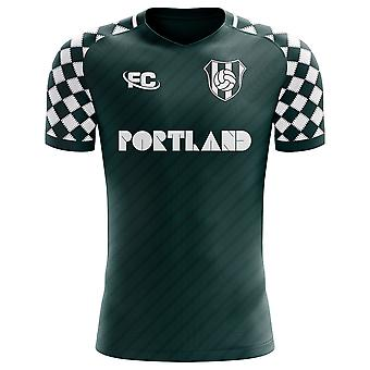 2018-2019 Portland Timbers Fans Culture Home Concept Shirt