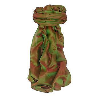 Jayaprakesh de Varanasi seda largo bufanda patrimonio alcance 1 por Pashmina y seda