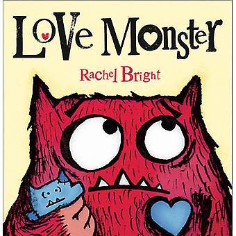 明るいレイチェル レイチェル明るい 9780007445462 でモンスターを愛する本