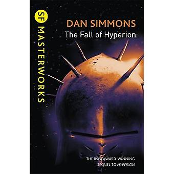 The Fall of Hyperion by Dan Simmons - Larry Rostant - 9780575099487 B